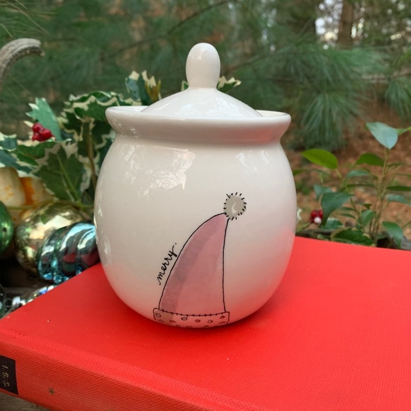 RAE DUNN By Magenta Vintage Holiday Canister